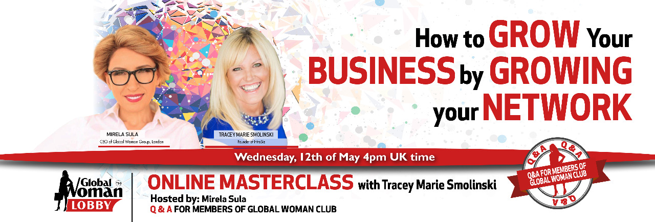 Online Masterclass with Tracey Marie Smolinski