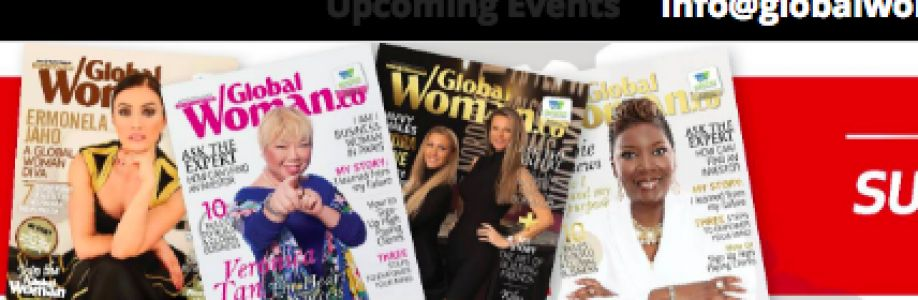 Global Woman Magazine Cover Image