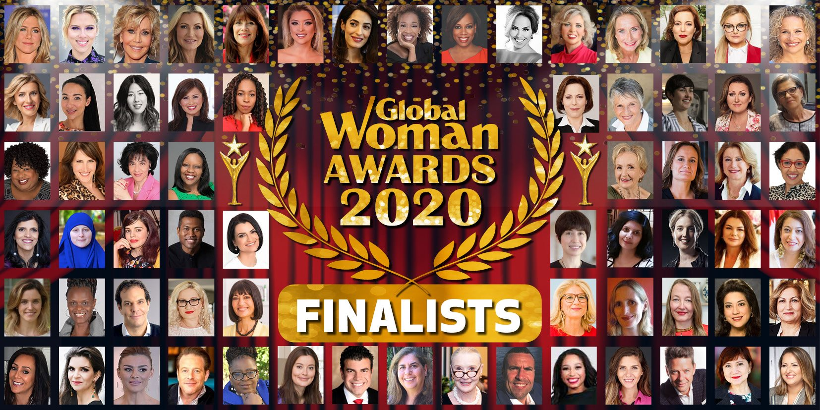 Global Woman Summit Awards   Vote Now