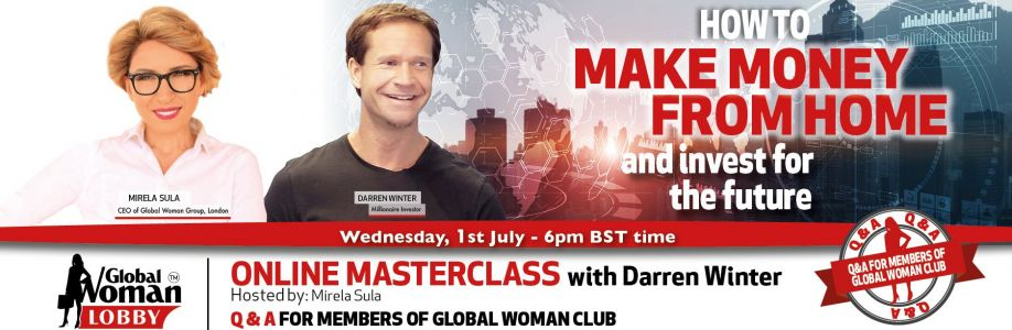 Online Masterclass with Darren Winter