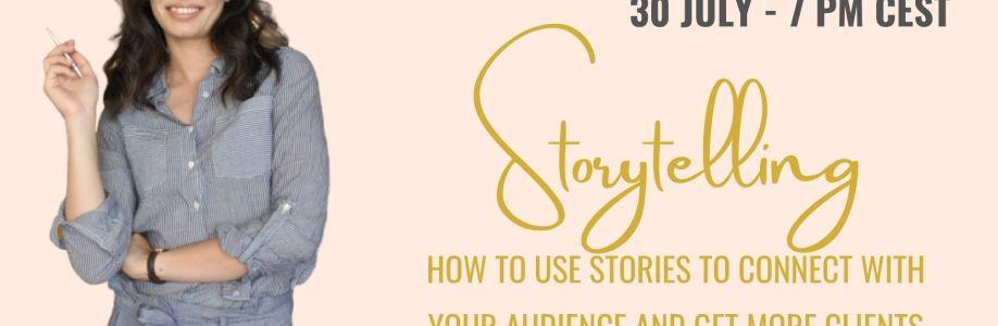 FREE WEBINAR Storytelling