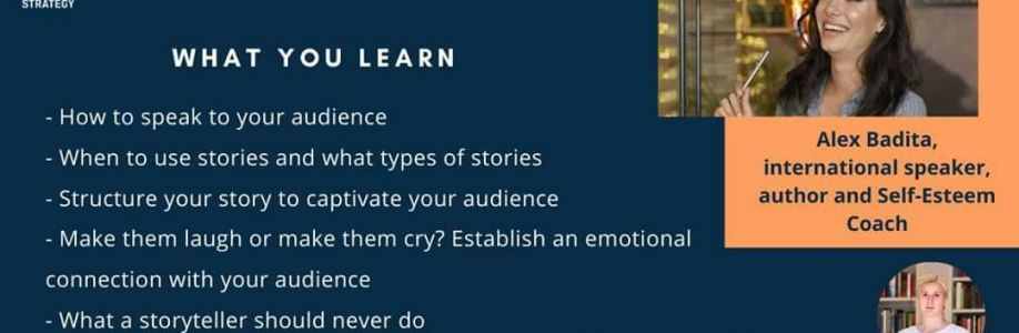 Storytelling - Free Webinar