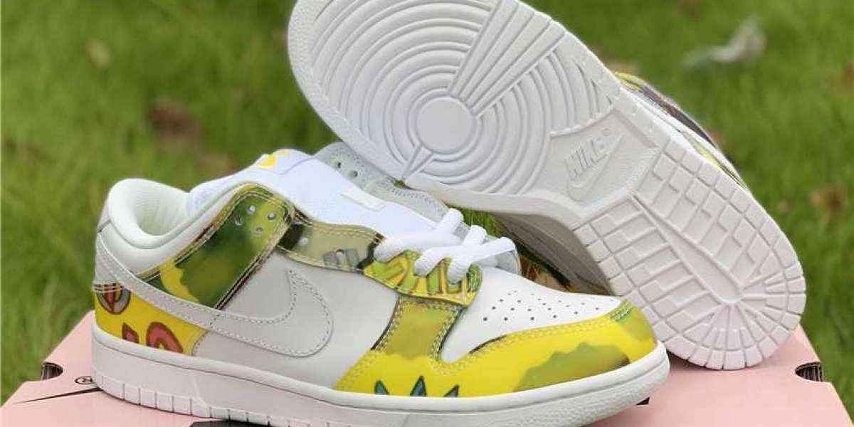 Do you want to own Nike Dunk Low Pro De La Soul?