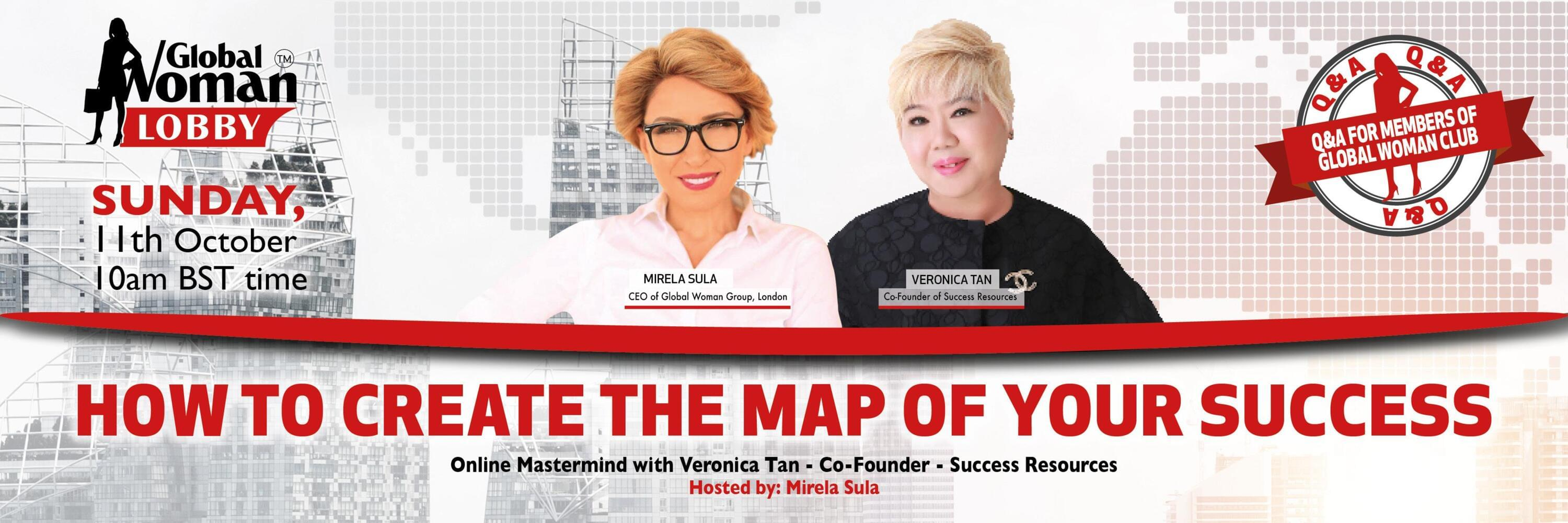 How To Create The Map of Your Success