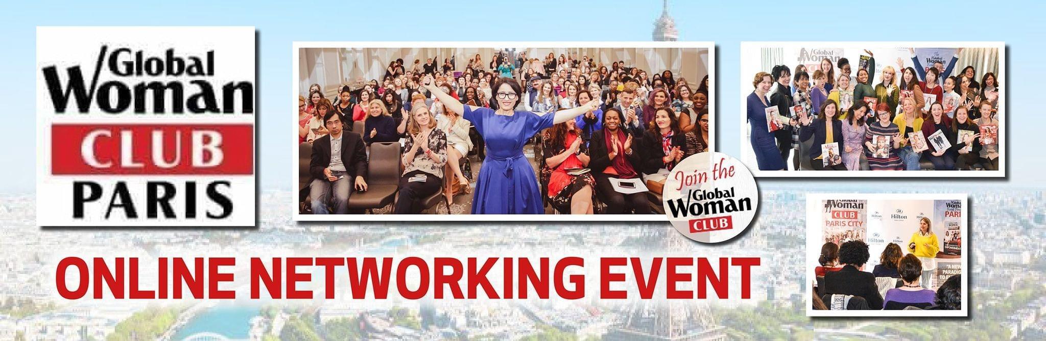 Global Woman Club Paris Meeting