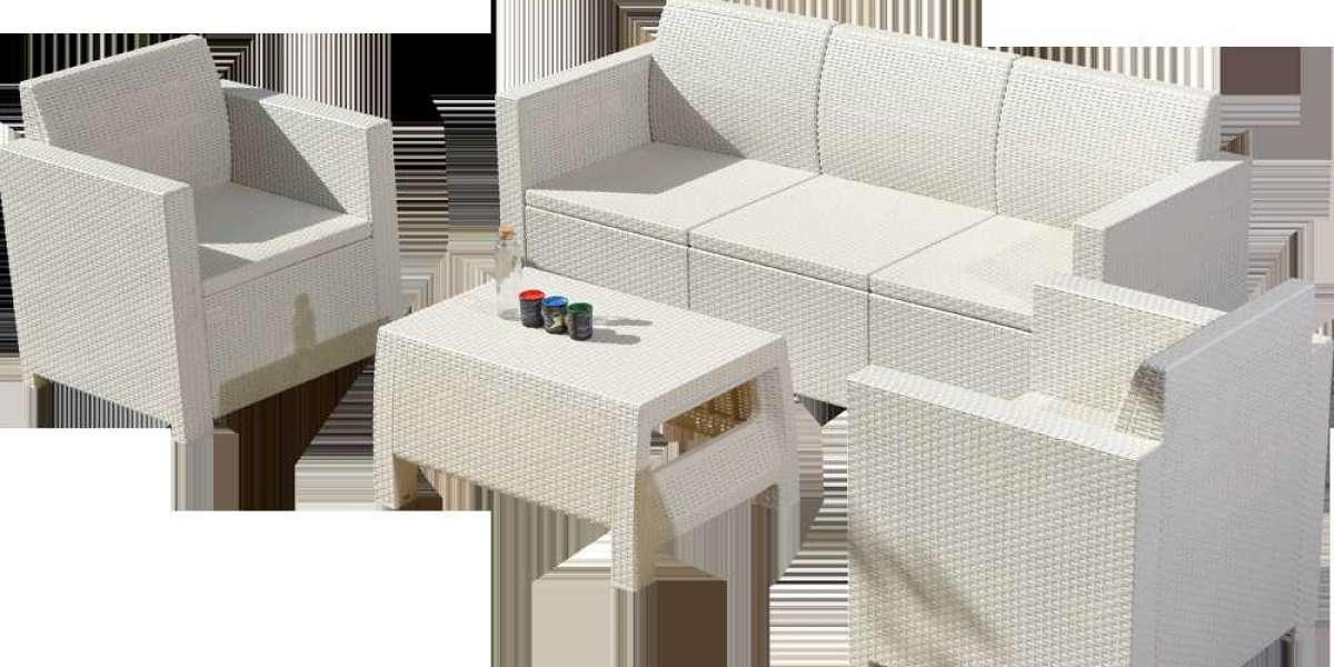 Rattan Corner Soafe Vs Aluminum Furniture