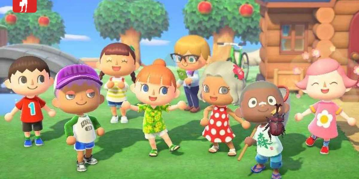 Snow settled on Animal Crossing islands returned