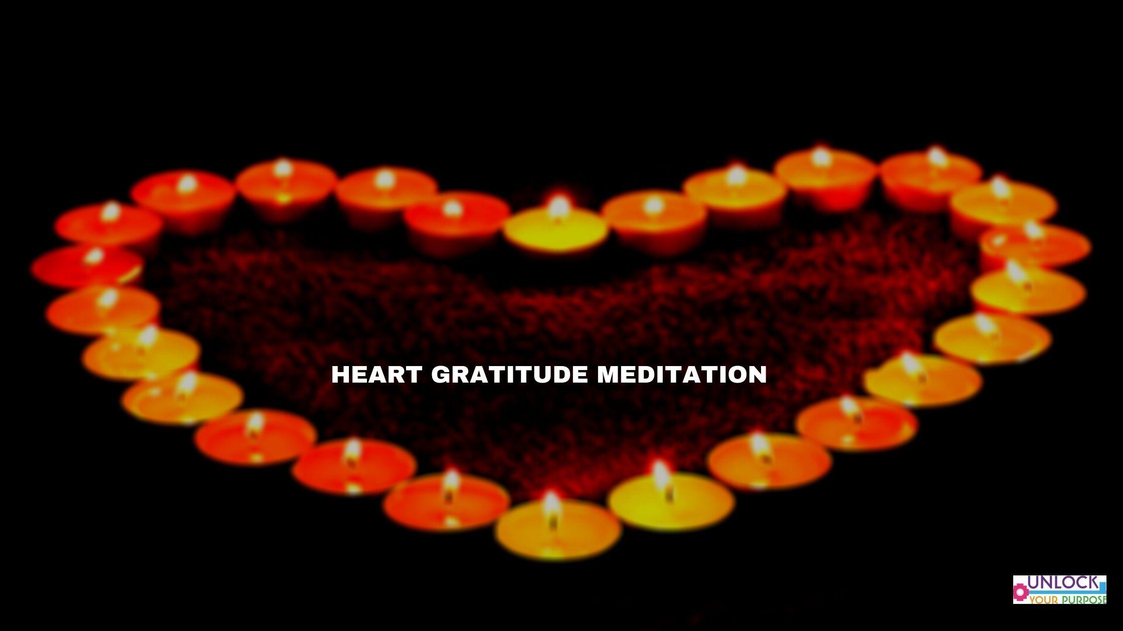 Heart Gratitude Meditation to bring more Joy, Peace and Harmony -