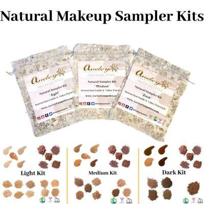 Natural Sampler Kit Dark Profile Picture