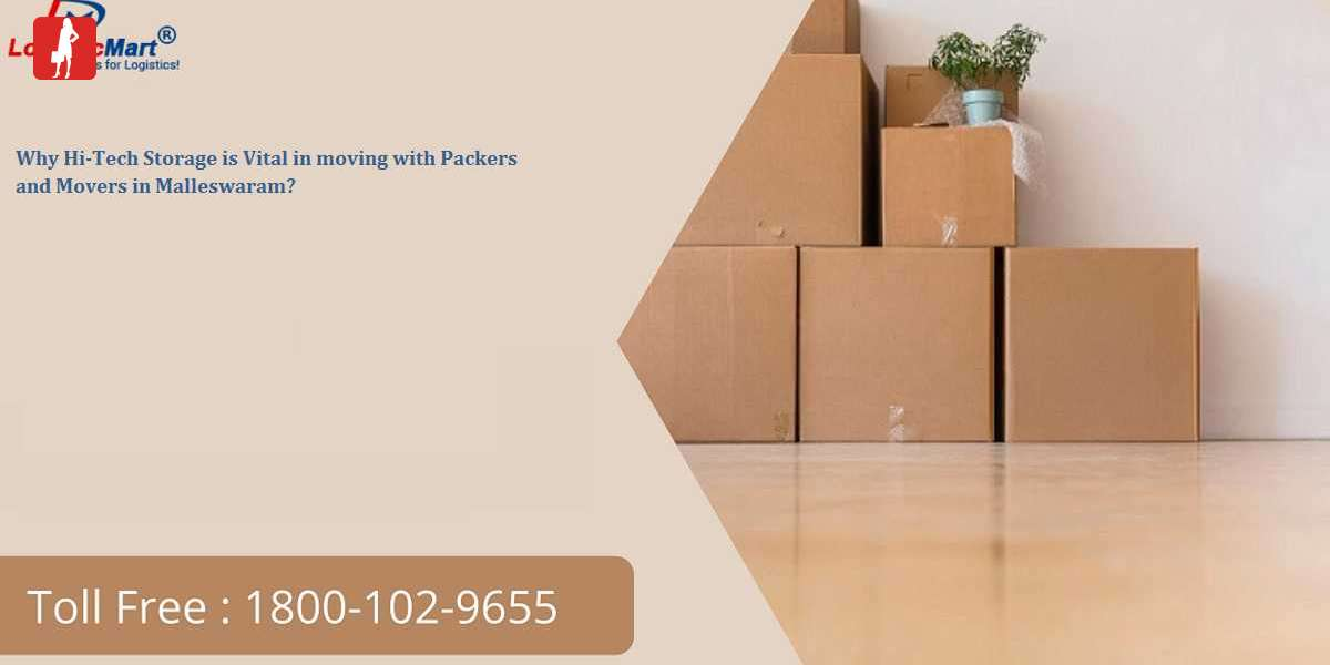 Why Hi-Tech Storage is Vital in moving with Packers and Movers in Malleswaram?
