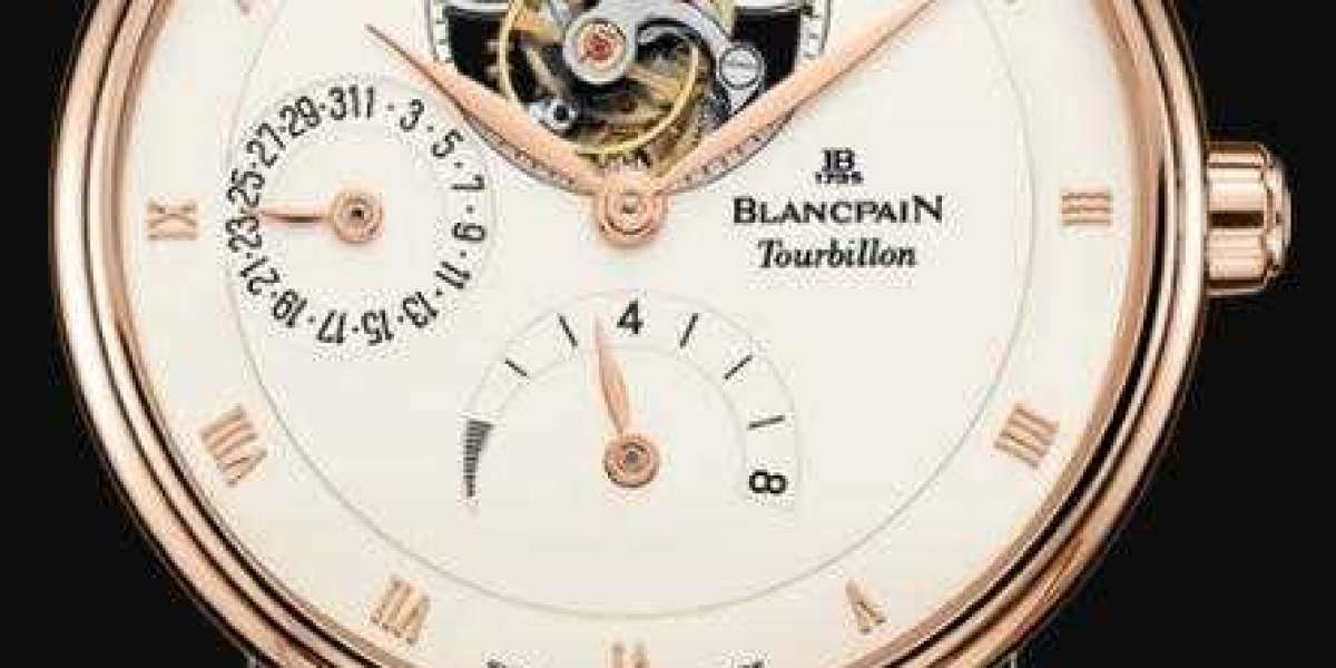 Replica Blancpain Villeret 6025 1542 55B Watch