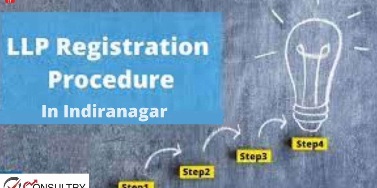 What are the 5 steps on How to Register an LLP and the costs for LLP in Indiranagar?