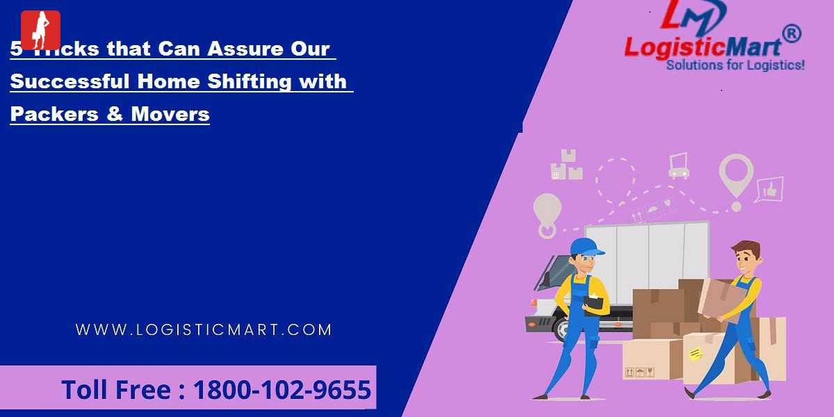 5 Tricks that Can Assure Our Successful Home Shifting with Packers & Movers
