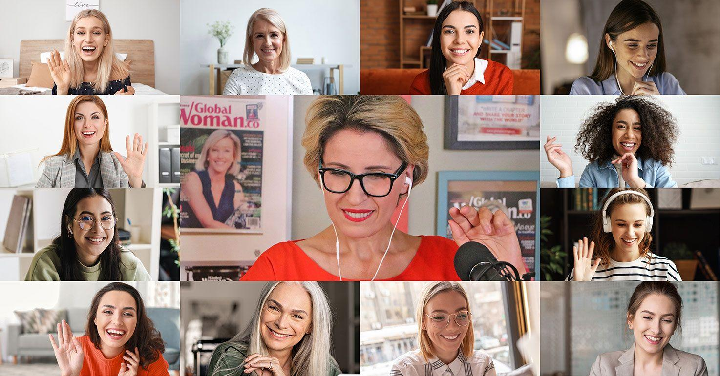 GLOBAL WOMAN CLUB OSLO: BUSINESS NETWORKING MEETING - JANUARY Cover Image