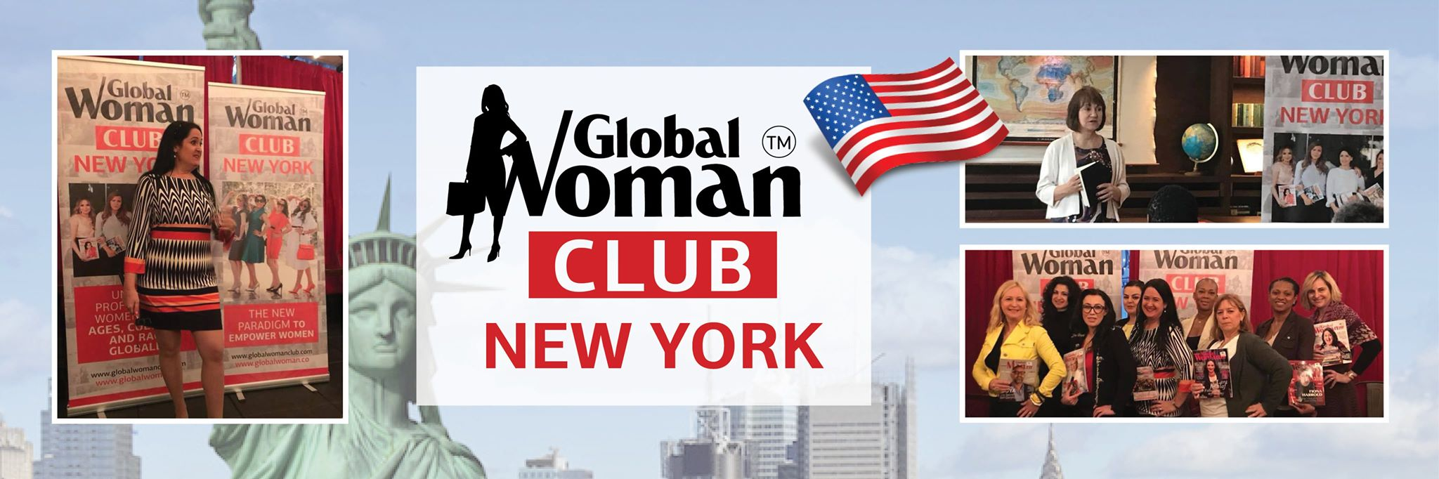 GLOBAL WOMAN CLUB NEW YORK: BUSINESS NETWORKING MEETING - MARCH