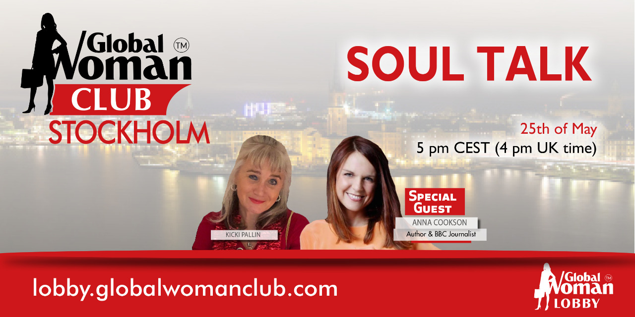 GLOBAL WOMAN CLUB STOCKHOLM : BUSINESS NETWORKING MEETING - MAY