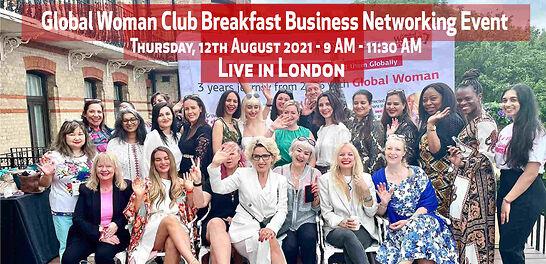 Breakfast Business Networking Event London