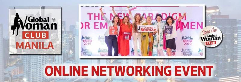 Global Woman Club Manila Meeting