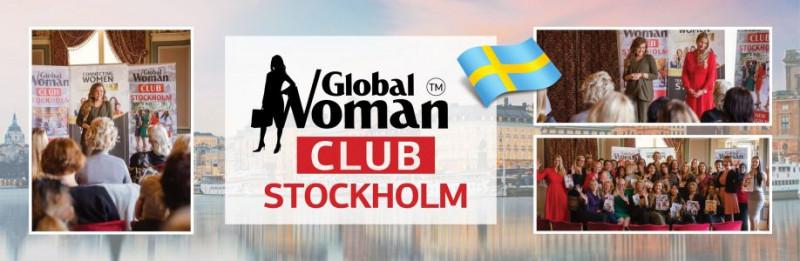 Global Woman Club Virtual Event Stockholm - August