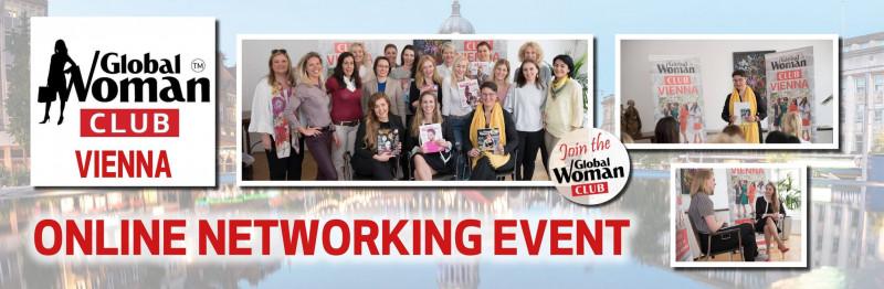 GLOBAL WOMAN CLUB VIENNA : BUSINESS NETWORKING MEETING - NOVEMBER