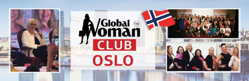 GLOBAL WOMAN CLUB Oslo: BUSINESS NETWORKING MEETING - August
