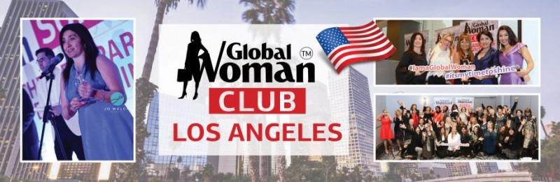 GLOBAL WOMAN CLUB Los Angeles : BUSINESS NETWORKING MEETING - November