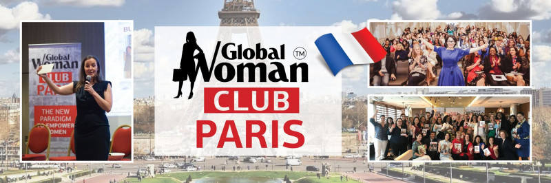 GLOBAL WOMAN CLUB PARIS: BUSINESS NETWORKING MEETING - OCTOBER Cover Image