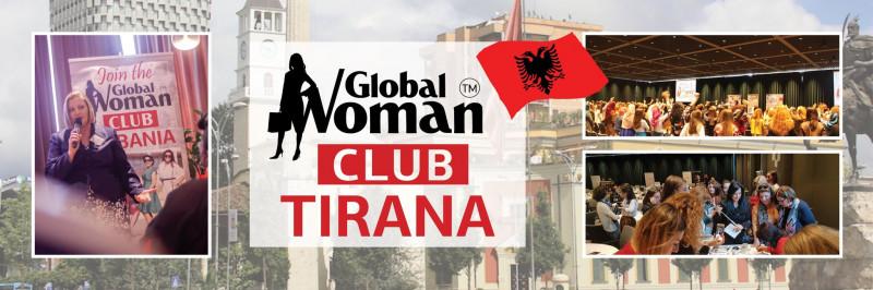 GLOBAL WOMAN CLUB TIRANA : BUSINESS NETWORKING MEETING - SEPTEMBER