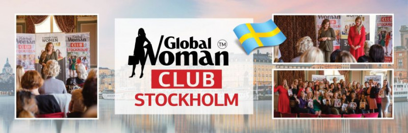 GLOBAL WOMAN CLUB Stockholm : BUSINESS NETWORKING MEETING - October Cover Image