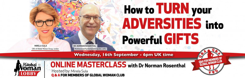 Online Masterclass with Dr Norman Rosenthal