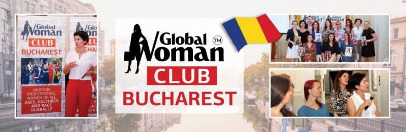 GLOBAL WOMAN CLUB Bucharest : BUSINESS NETWORKING MEETING - September