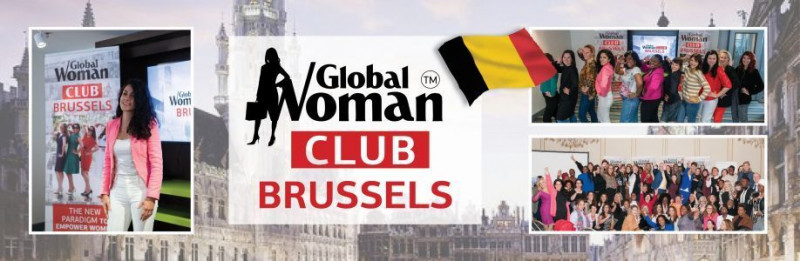 GLOBAL WOMAN CLUB Brussels : BUSINESS NETWORKING MEETING - October Cover Image