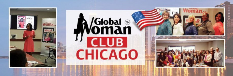 GLOBAL WOMAN CLUB CHICAGO : BUSINESS NETWORKING MEETING - NOVEMBER Cover Image