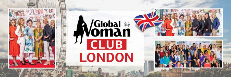 GLOBAL WOMAN CLUB LONDON: BUSINESS NETWORKING MEETING EVENT - OCTOBER